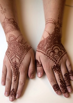 Henna jewels by Maija Liepa 2015